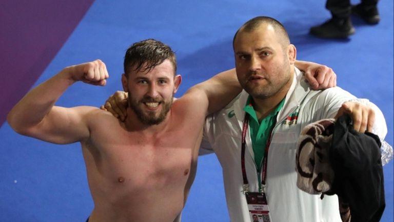 Джемал Али на полуфинал в Рим, още двама българи с шанс за медал