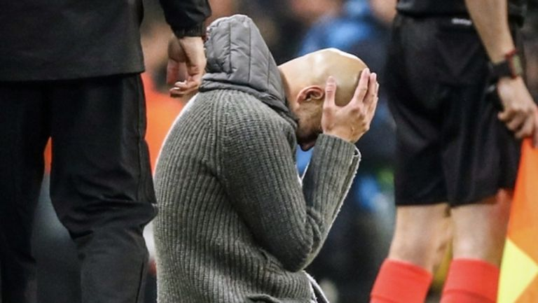 Манчестър Сити изхвърлен от Шампионската лига