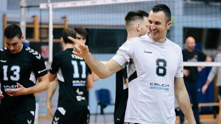 Боян Йорданов със 17 точки, Камник с нова победа в Словения