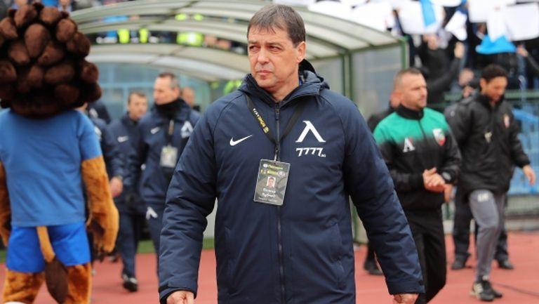 Хубчев: Левски ще събере 20 000 и в пета дивизия, няма човек, който да знае как ще се развият нещата