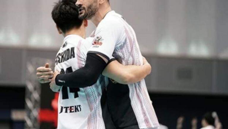 Матей Казийски с 20 точки и нов силен мач, но ДжейТЕКТ със загуба №4 в Япония (видео)