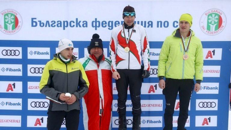 11 клуба участваха в Държавното първенство по ски бягане