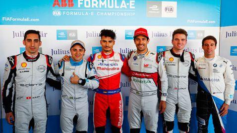 Фелипе Маса поиска титлата във Формула Е