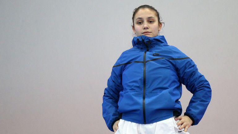 Ивет Горанова спечели квота за олимпийския турнир по карате