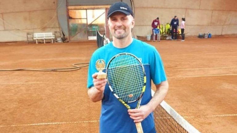 Павел Йорданов записа първа титла в Интерактив тенис