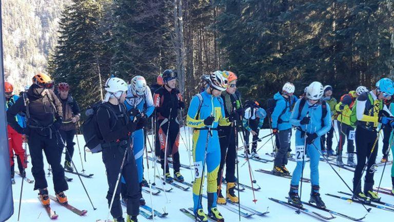 Картала излъчи шампионите от Държавното по ски-алпинизъм