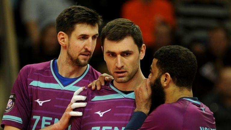 Цветан Соколов и Зенит (Казан) се нуждаят от чудо, за да продължат напред в Шампионската лига