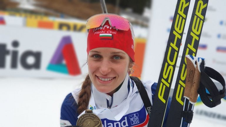 Нов страхотен успех на Милена Тодорова на СП! Втора титла за Доротея Вирер