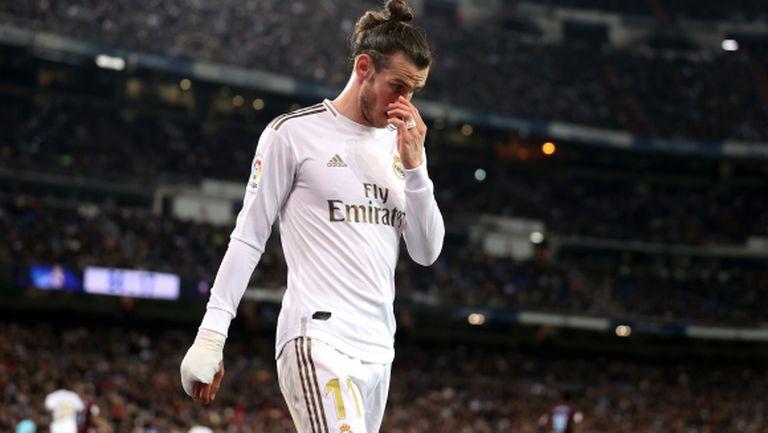 Играчите на Реал ядосани на Зидан заради Бейл