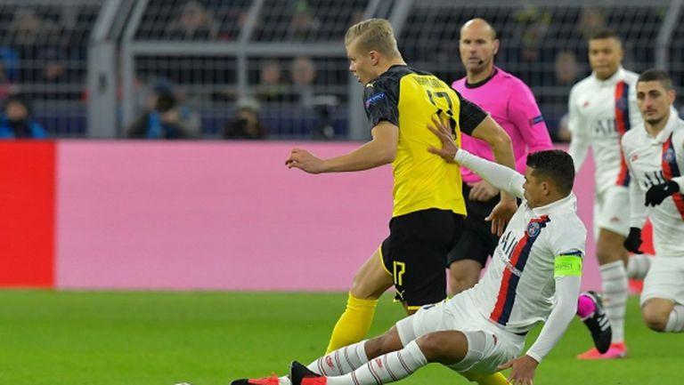 Холанд постави рекорд в Шампионската лига