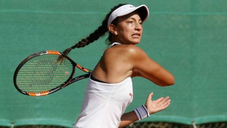 Аршинкова прескочи първия кръг в Тунис
