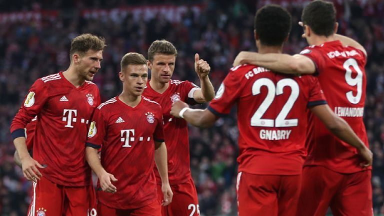 Луд мач в Мюнхен! Байерн победи с 5:4 отбор от втора дивизия