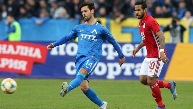 Проблеми за Левски преди мача с Черно море