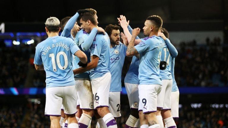 Манчестър Сити може да играе в Шампионската лига и през новия сезон