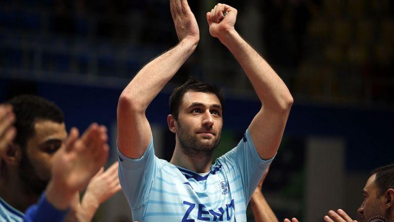 Цветан Соколов е нападател №2 в Шампионската лига