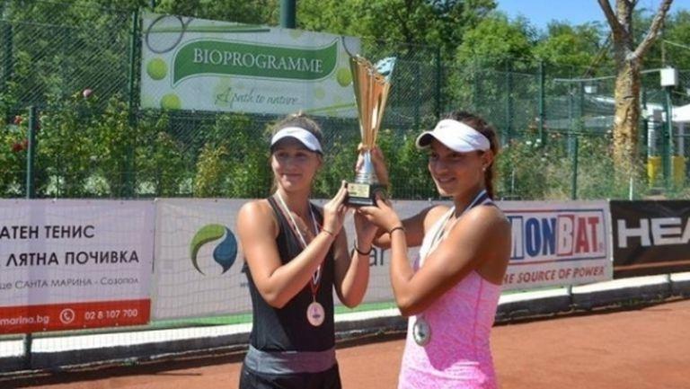 Аршинкова и Топалова стигнаха полуфиналите в Тунис