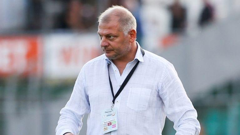 Треньорът на Етър: Срещу Лудогорец няма място за илюзии