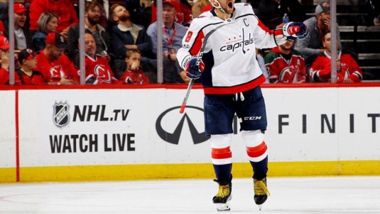 """Овечкин влезе в """"Клуб 700"""" на НХЛ (видео)"""