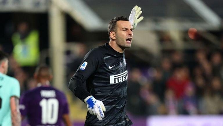 Ханданович се надява да пази за Интер за реванша с Лудогорец