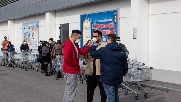 Нова жертва на вируса - затварят всичко в Милано