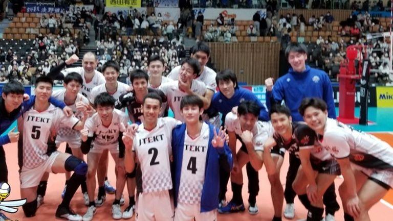 Матей Казийски и ДжейТЕКТ ще играят за титлата на Япония