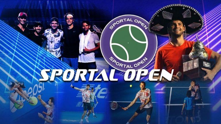 """Sportal Open"": Ще стигне ли Григор до нови битки с Вавринка и Надал? (видео)"