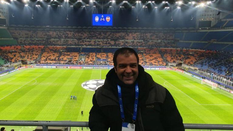 "Спортен журналист с коронавирус след мач на ""Сан Сиро"""