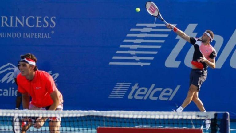 Григор и Фриц се отказаха от четвъртфинала си на двойки
