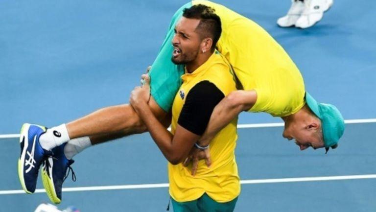 Контузените Кирьос и Де Минор отпаднаха от отбора на Австралия