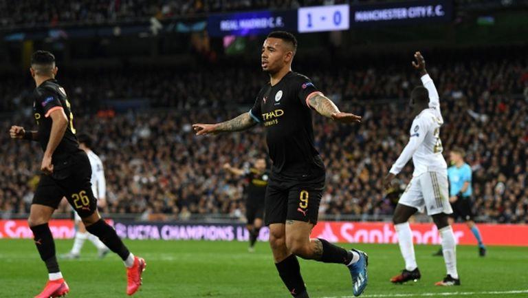 Жезус: Не се самозалъгваме, това е Реал Мадрид