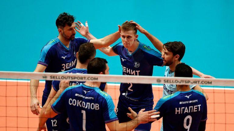 Цветан Соколов и Зенит победиха Теодор Салпаров и Сургут в отложен мач (видео + снимки)