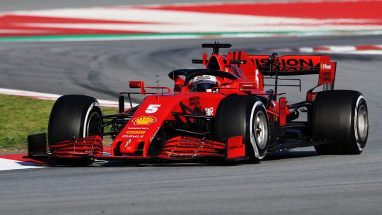 Ферари се споразумя с ФИА по разследването на двигателя