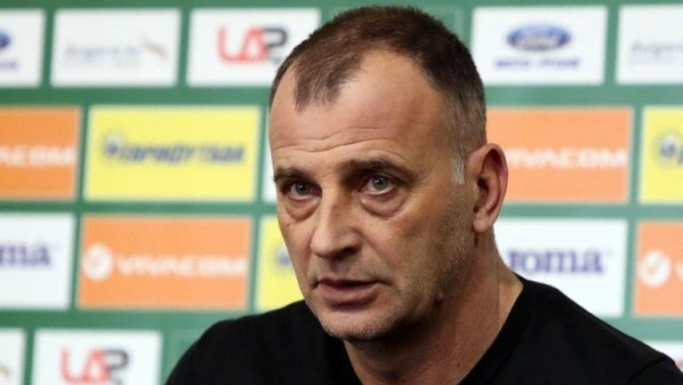 Антони Здравков: Получи се равностоен мач