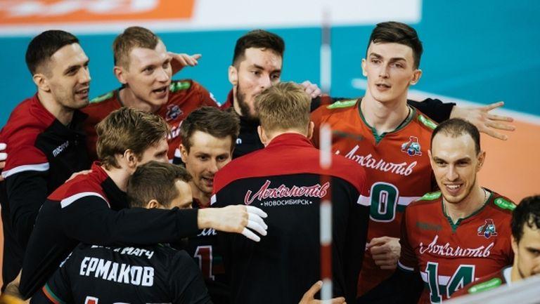Пламен Константинов и Локомотив (Новосибирск) с нова лесна победа в Русия (видео)