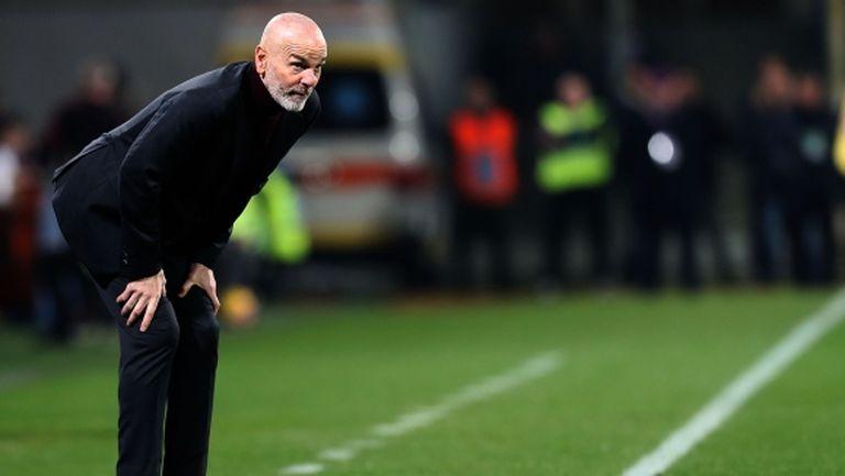 Пиоли: Радвам се, че ни отложиха мача