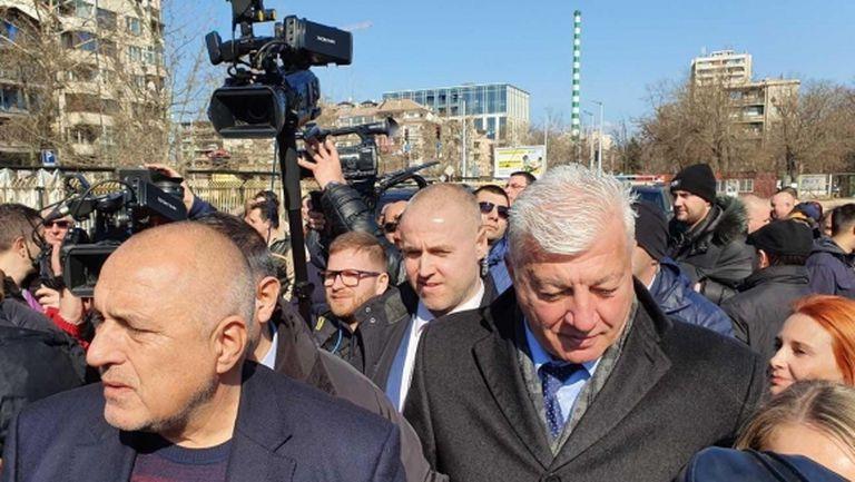 Фенклубовете на Локо (Пд) и Ботев (Пд) благодариха на Бойко Борисов и Здравко Димитров
