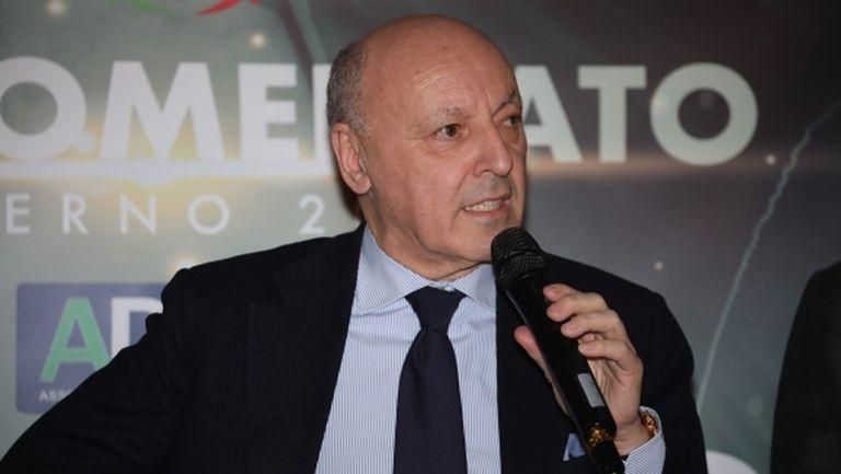 Отлагането на мачовете в Италия притесни шеф на Интер