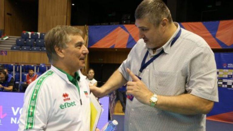 Любо Ганев: Силвано няма да обърне внимание на думите на Георги Братоев