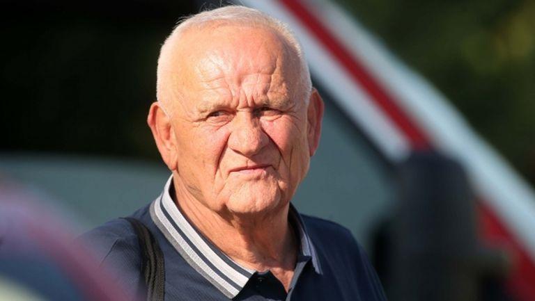 Официално: Люпко Петрович вече не е треньор на ЦСКА-София