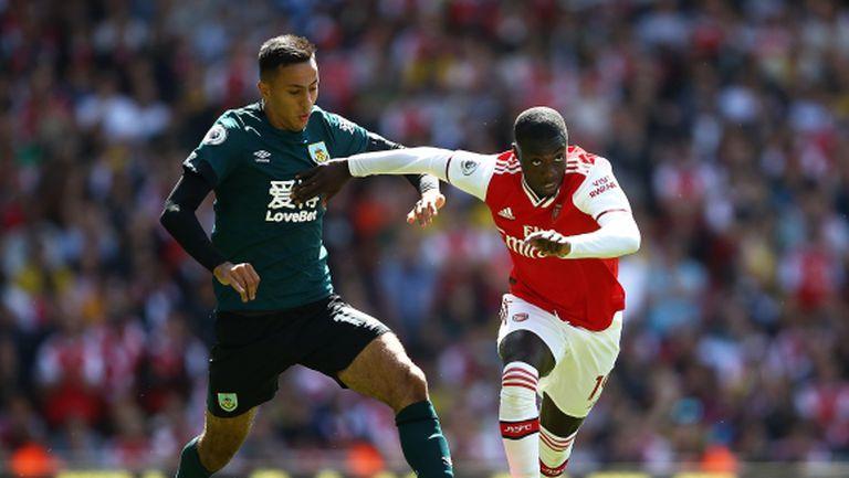 Пепе го очаква голяма кариера в Арсенал, вярва Емери