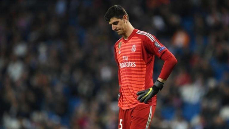 Куртоа: Ако искаш да бъдеш вратар на Реал Мадрид, трябва да приемеш това напрежение