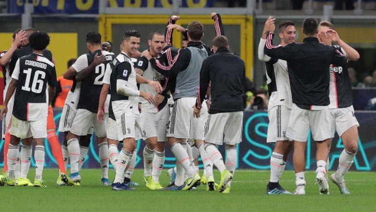 Само два отбора вървят непобедени в топ 5 първенствата на Европа