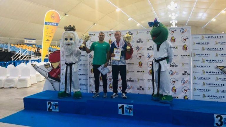 България втора в Европа при младежите по таекуондо