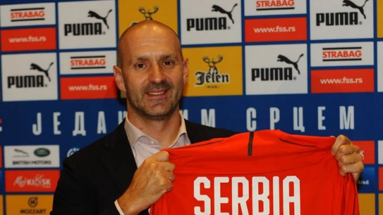 Новият селекционер на младежите на Сърбия обяви състава за България и Полша