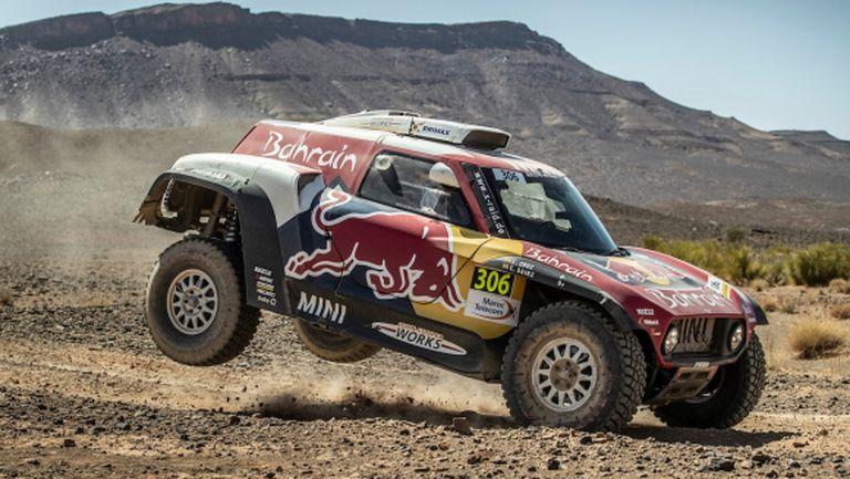 Сайнц спечели етап 4 от рали Мароко, Ал-Атия изгуби лидерството