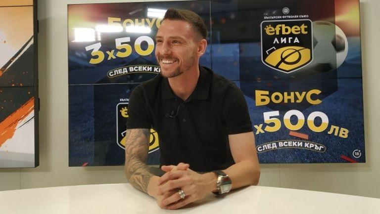 Хичо: В Левски има индикации за промяна, Лудогорец казва големи неща, но после и ги постига (видео)