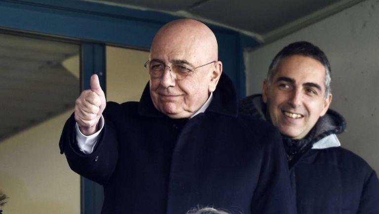 Обвиниха директорите на Милан, че бягат от отговорност
