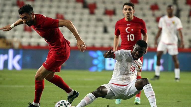 Турция и Гвинея не се победиха