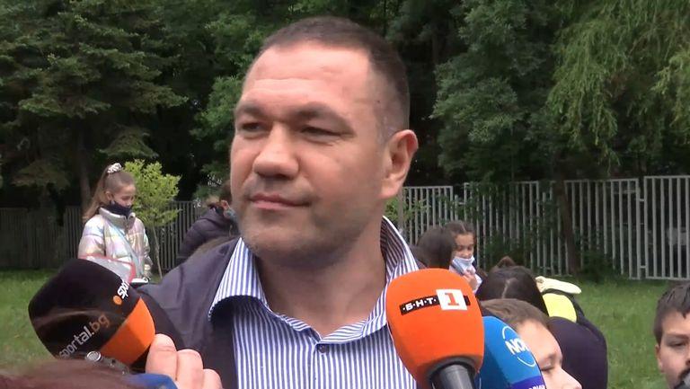 Кубрат Пулев: Планирам да направя мач в Щатите още тази година