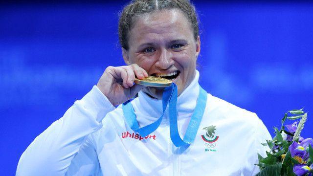 Мария Оряшкова не е решила дали ще остане до Олимпиадата в Париж 2024